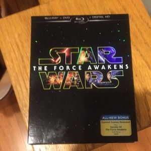 🌟New! Star Wars The force awakens! 🌟